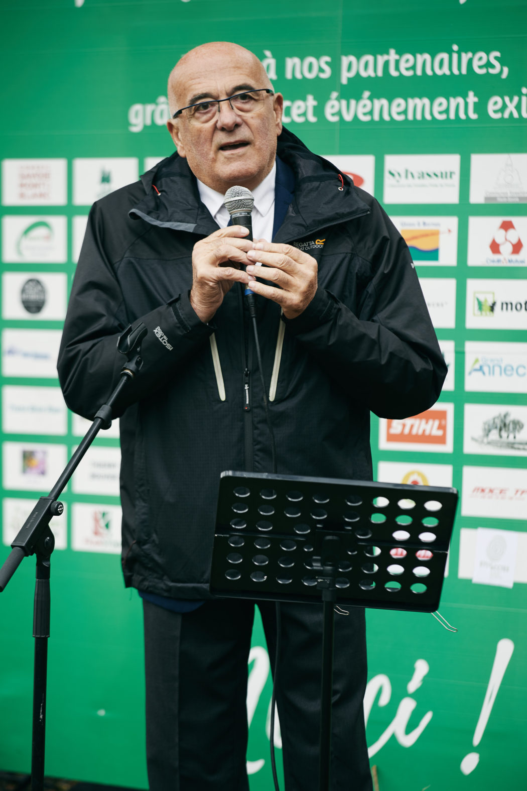 Christian MONTEIL président conseil départemental 74